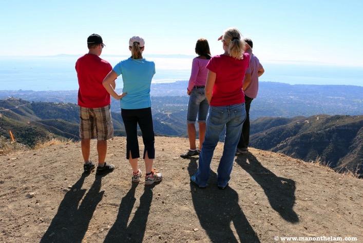 California trails