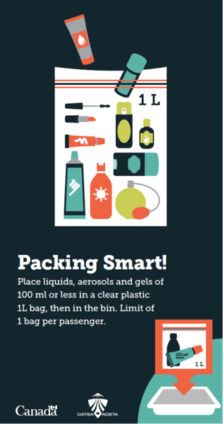 PackingSmart CATSA