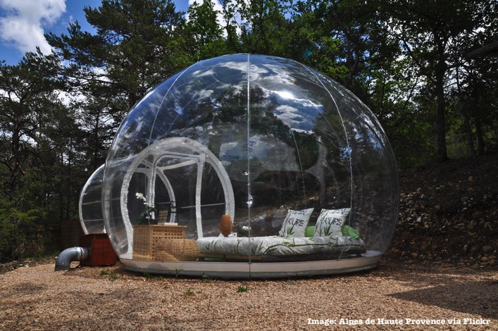 Attrap Rêves Bubble Hotel France