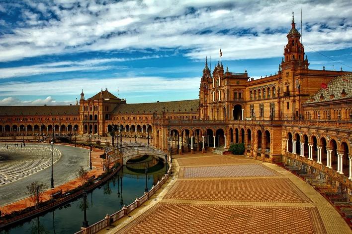 Plaza espana seville spain1751442 1280