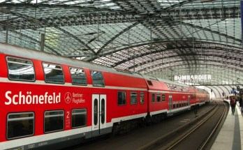 How to Get from Berlin's Schoenefeld Airport to Berlin City Centre