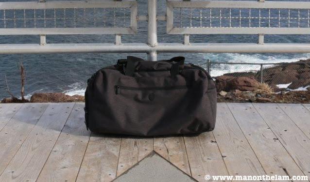 setout duo bundle tortuga weekender duffle bag review