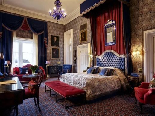 Room at Ashford Castle Hotel