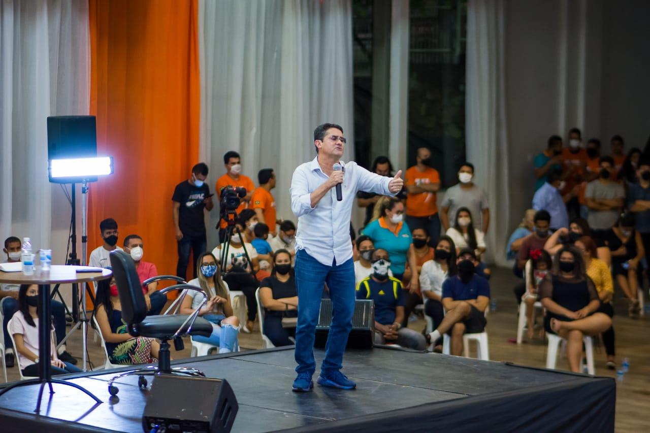 Avante confirma David Almeida em convenção na quinta-feira (10)
