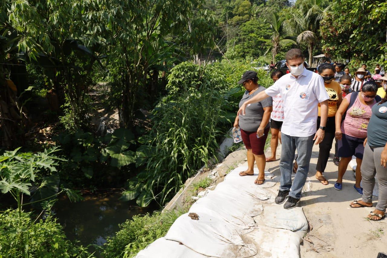 David e Marcos Rotta vão garantir escoamento da produção dos agricultores de Manaus