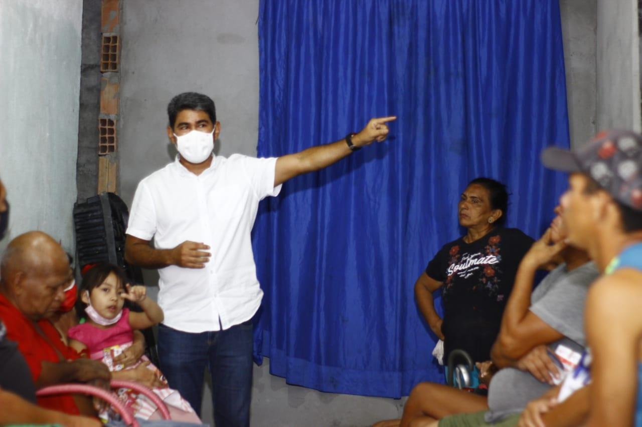 Candidato a vereador divulga propostas desafiadores e conquista os eleitores de Manaus