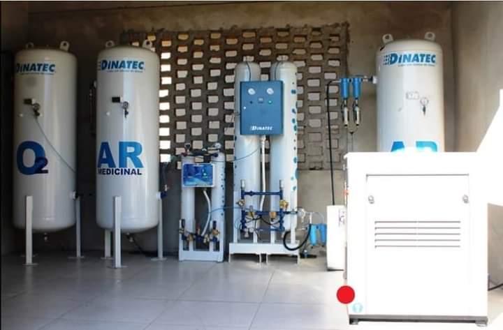 Prefeito Raylan Barroso anuncia aquisição de usina de oxigênio para Eirunepé