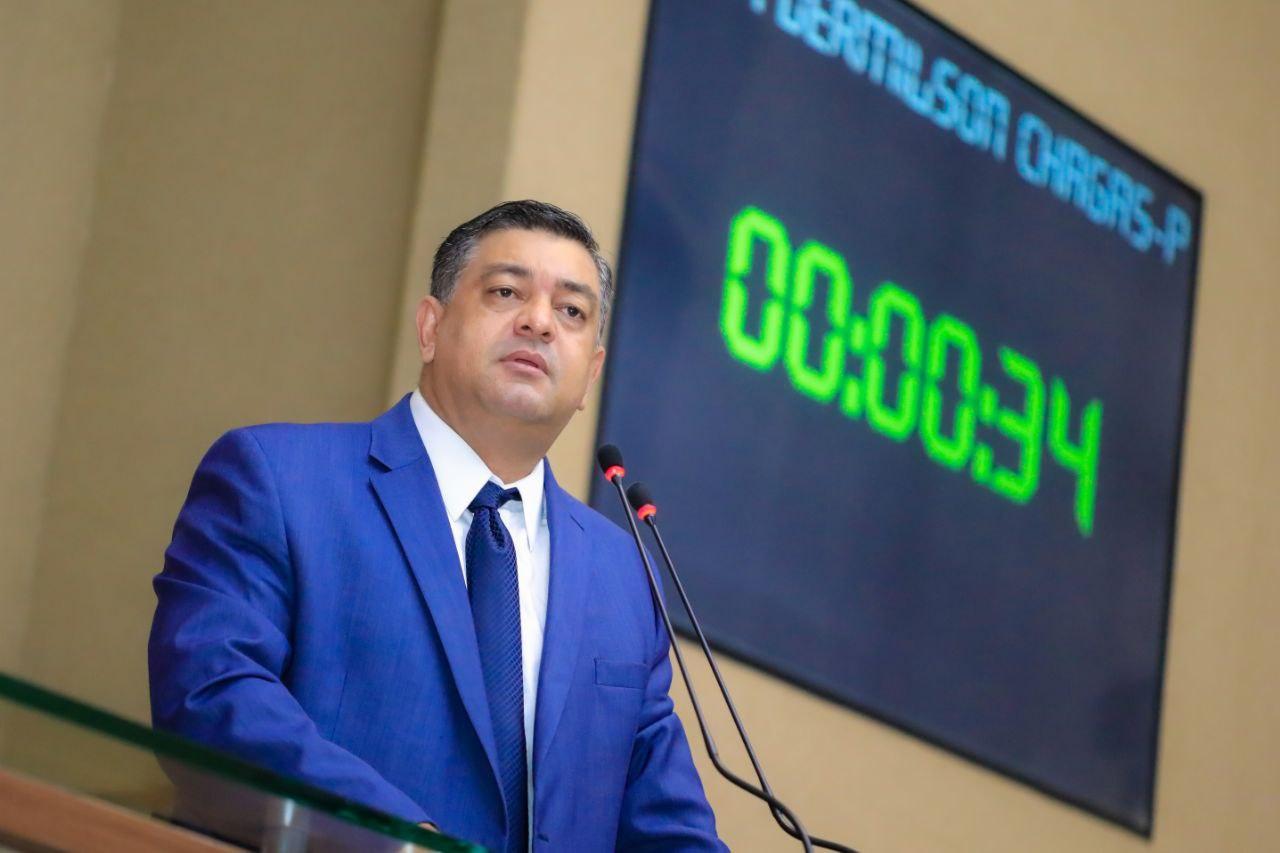 Deputado Dermilson Chagas denuncia situação de abandono da segurança pública no interior do Estado