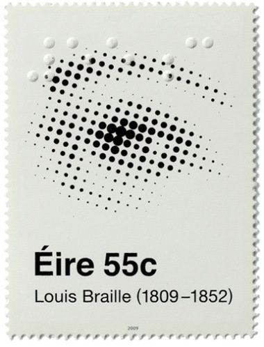 World Braille Day Stamps 8
