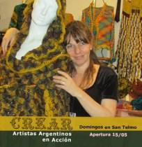 artistas argentinos fabiana berghole