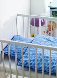 Baby Bedding / Organic Cotton Euro 27