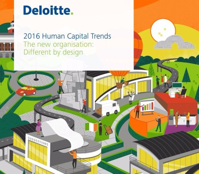 The new organisation: Different by design – Deloitte – PDF Download