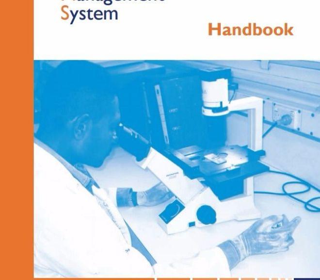 Laboratory Quality Management System – Handbook pdf download