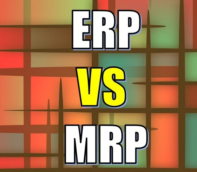 ERP or MRP? SAP or APS…What's the difference?