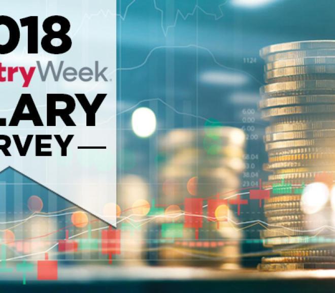 The 2018 IndustryWeek Salary Survey
