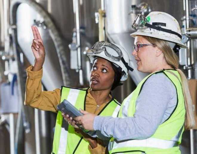 From the factory floor to the boardroom: leadership tips for women in manufacturing