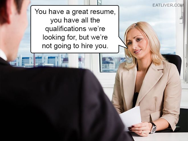 Friend Zone Explained As a Job Interview – in photos