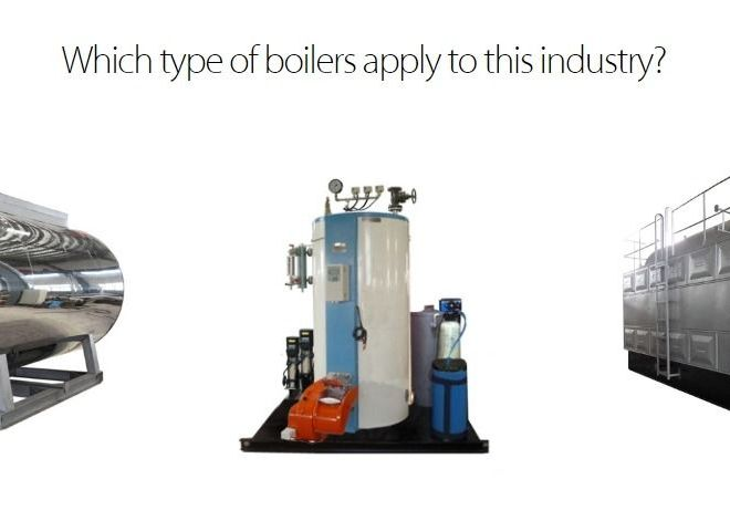 Boilers for Pharmaceutical Factory