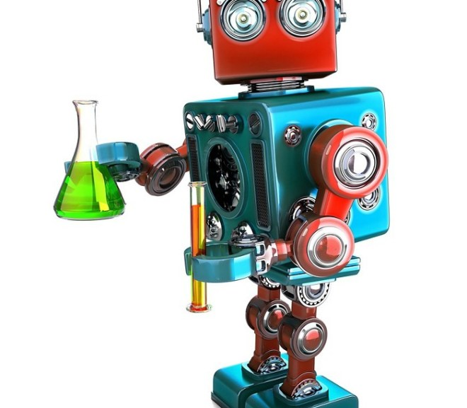 Will robots kill chemistry?