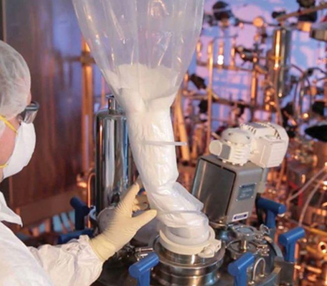Utilizing Single-Use Powder Handling To Reduce Contamination