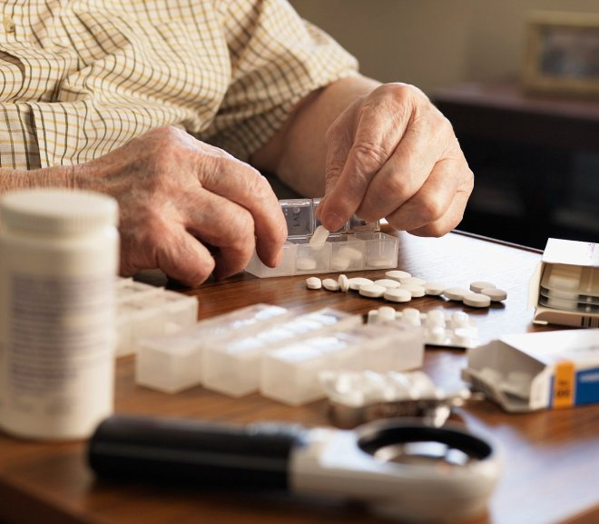 More than half of older adults use at least one psychoactive medication, study says
