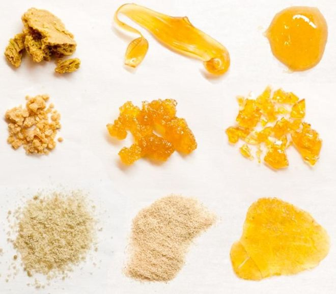 What are Cannabis Extracts?