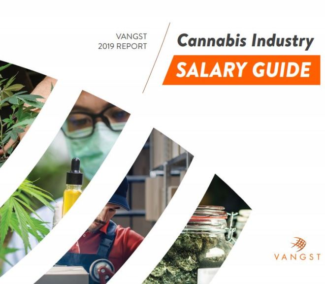 Cannabis Industry: SALARY GUIDE Free PDF Download