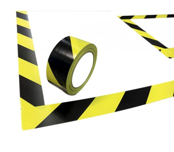 GMP Facilities: The Magical Properties Of Yellow Tape (HVAC)
