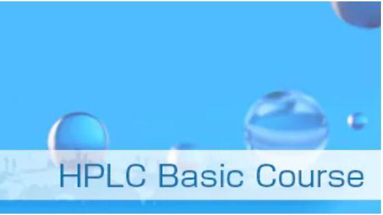 HPLC Basic Course