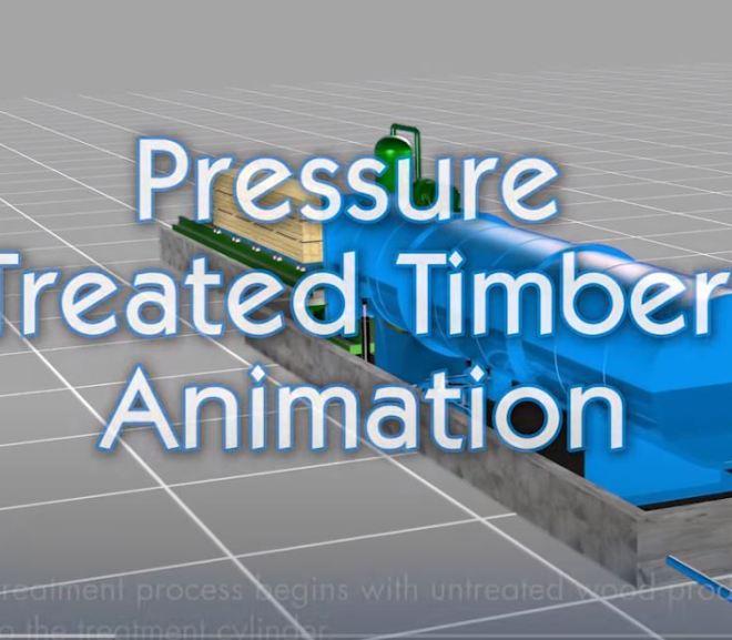 Wood Pressure Treatment Process