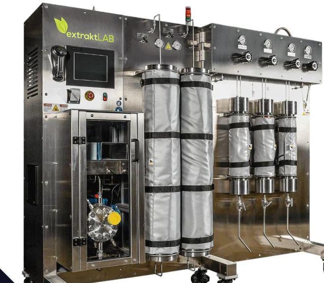 Cannabis: Supercritical CO2 Extractor