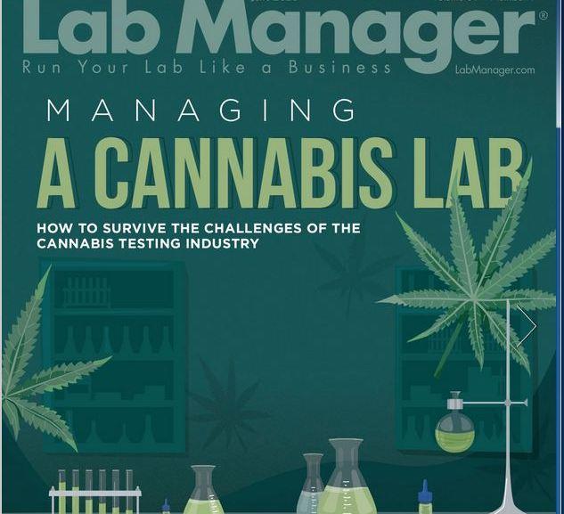 Managing a Cannabis Lab