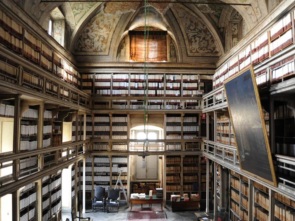 archivio storico ca granda