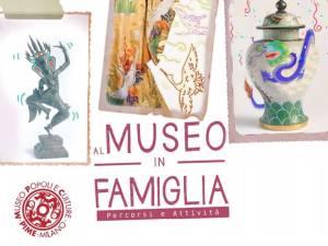 al museo in famiglia