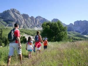 passi leggeri escursioni bambini