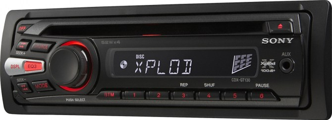 sony cdxgt330 receiver  tuner download instruction manual pdf