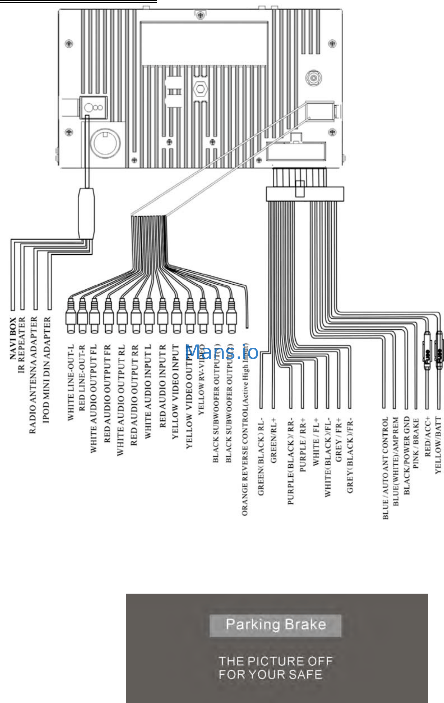 Power Acoustik Ptid Nr Operating Manual Page 9