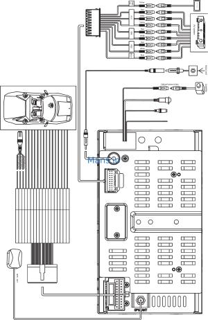 Jensen VX7020 INSTALLATION GUIDE Page: 4