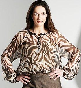 Portfolio blouse