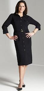 Portfolio black dress
