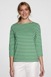 Green sailor tee
