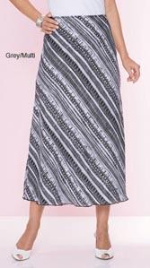 damart reversible skirt