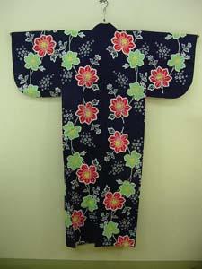 Floral  yukata