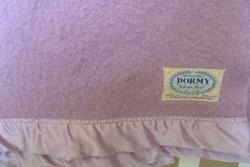 Dormy blanket