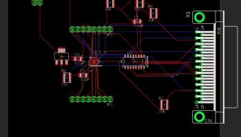 PCB design: connecting with KiCad – Machina Speculatrix