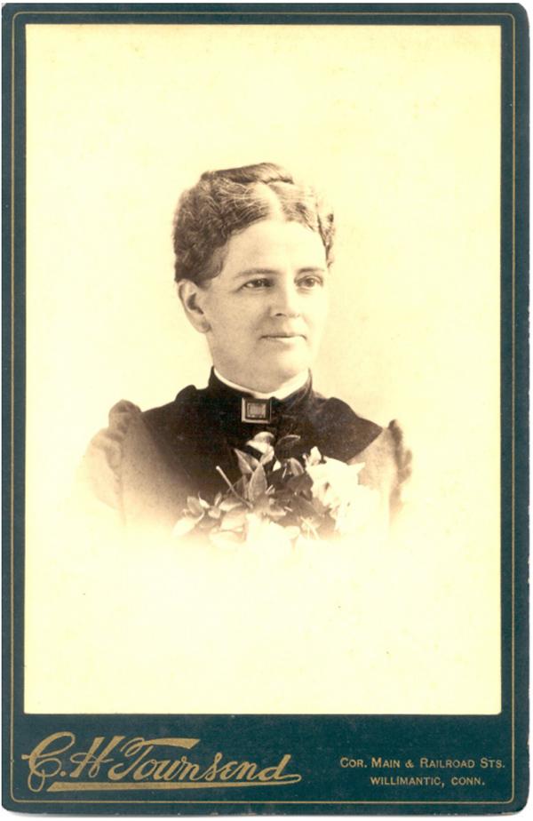 Almira Hibbard Parker