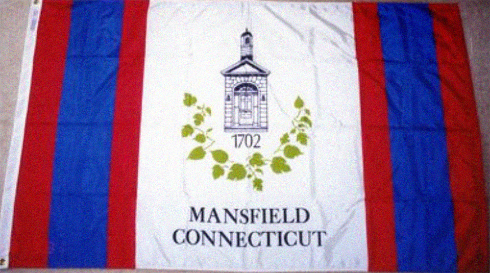 Mansfield Town Flag