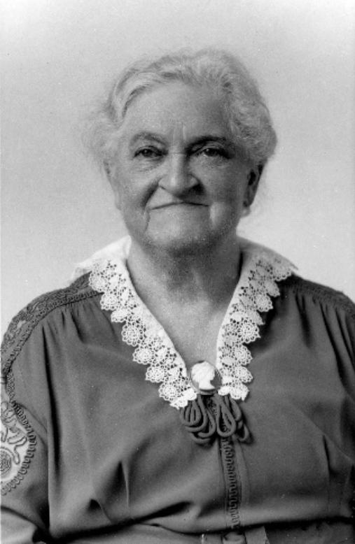 Edwina Maud Whitney