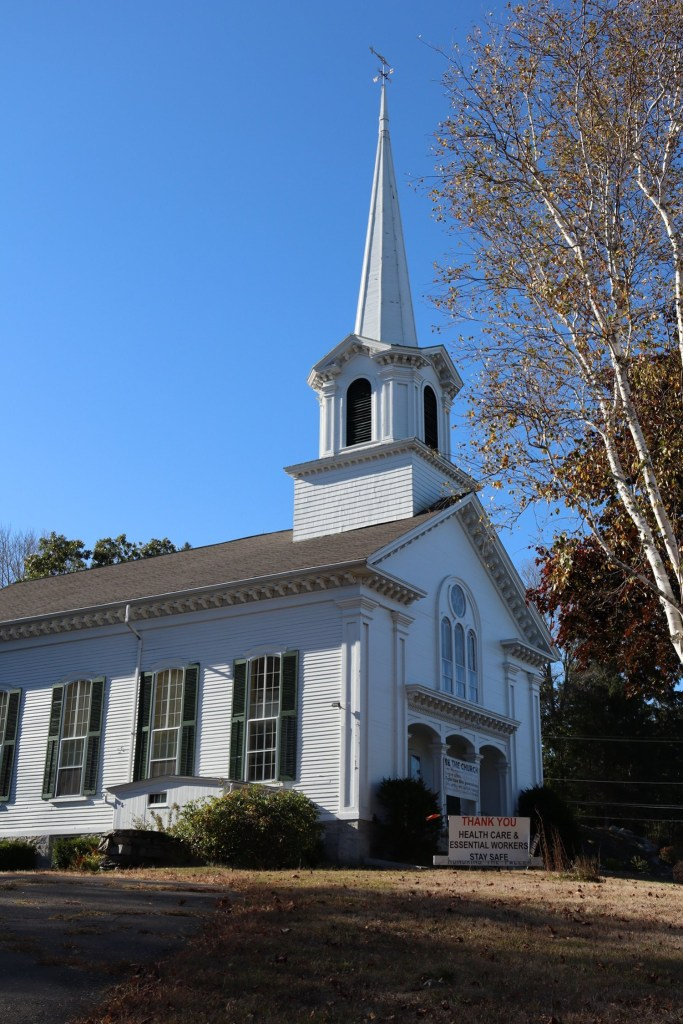 Congressional Church today