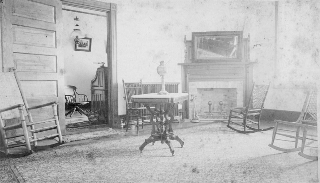 Grove Cottage Parlor